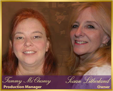 Tammy McChesney and Susan Litherland