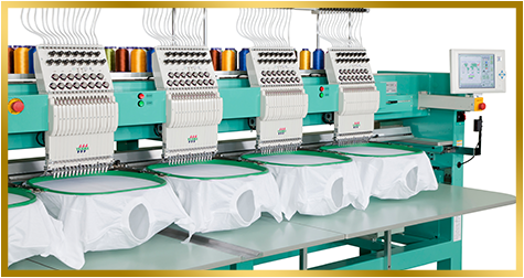 Embroidery Machine - Ocoee, FL